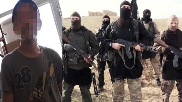 13 साल का ISIS आतंकी