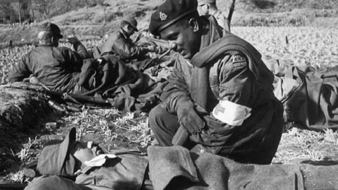 कोरियाई युद्ध के हीरो लेफ्टिनेंट कर्नल एजी रंगराज