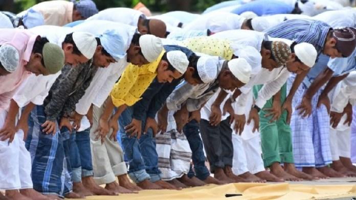 मुस्लिम पट्टी, पाकिस्तान, भारत, बांग्लादेश