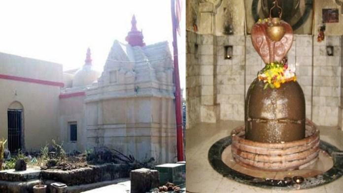 गुजरात के प्रभास क्षेत्र में स्थित वेनेश्वर महादेव मंदिर
