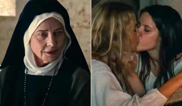 Benedetta सेक्स महिला पादरी