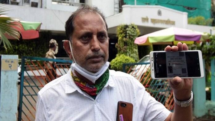 ठाणे में जिंदा आदमी का मृत्यु प्रमाण पत्र