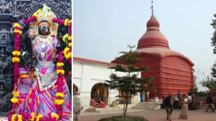 त्रिपुर सुंदरी मंदिर त्रिपुरा