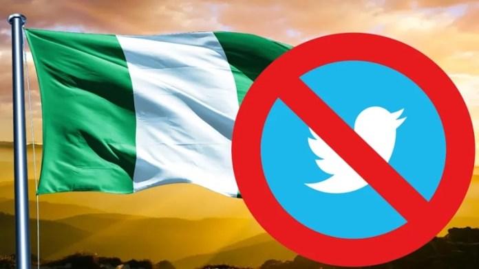 नाइजीरिया, ट्विटर