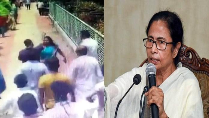 पश्चिम बंगाल में टीएमसी नेताओं ने ही पार्टी की महिला नेताओं के साथ की बदसलूकी