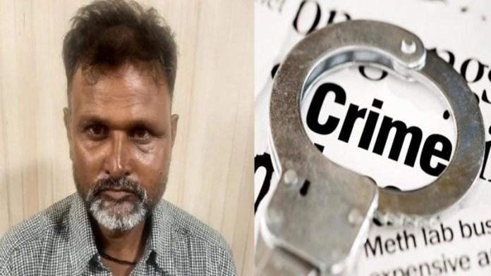यूपी एसटीएफ ने छैमार गिरोह के सरगना को गिरफ्तार किया