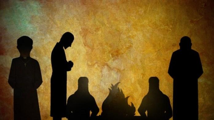 उत्तर प्रदेश में धर्मान्तरण कर ईसाई बनी महिला