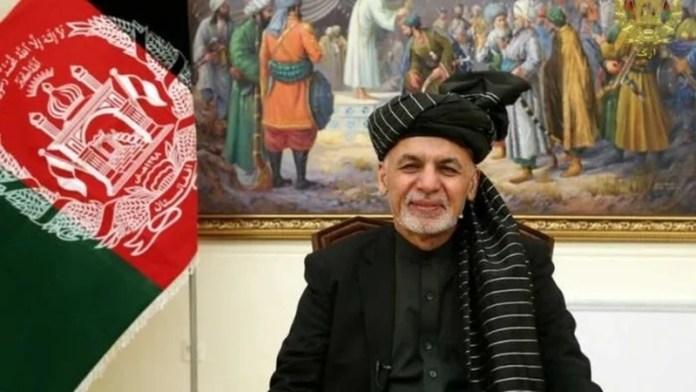 अफगानिस्तान के राष्ट्रपति अशरफ गनी ने तालिबान संकट पर जारी किया बयान