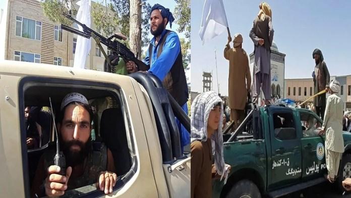 अफगानिस्तान में तालिबान अब काबुल से बस कुछ ही दूरी पर है