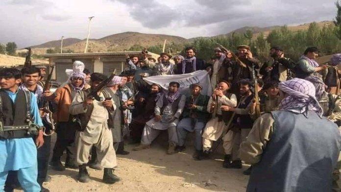तालिबान. अफगानिस्तान