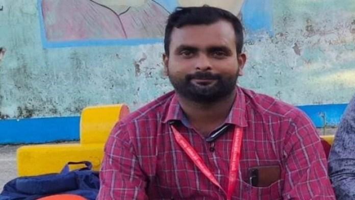 सुदर्शन, मनीष कुमार सिंह, हत्या, पत्रकार