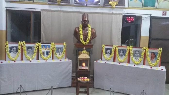 RSS, चेन्नई, बम ब्लास्ट