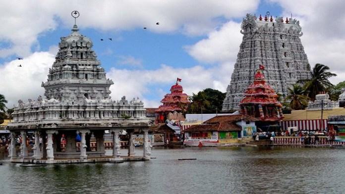 कन्याकुमारी, स्थानुमलयन मंदिर