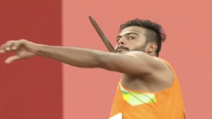 सुमित अंतिल, पैरालंपिक्स, स्वर्ण पदक