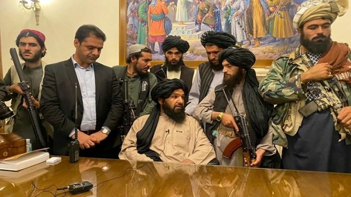 तालिबान, अफगानिस्तान, काबुल