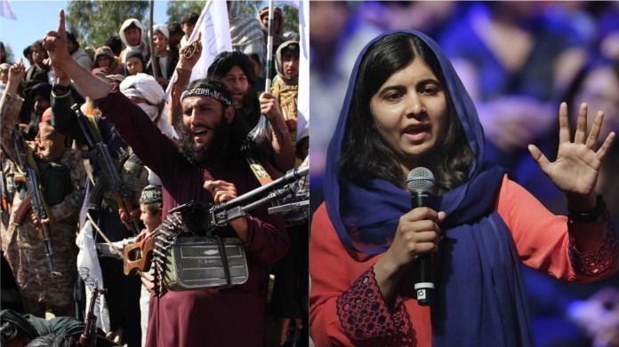 मलाला तालिबान आतंक चुप्पी