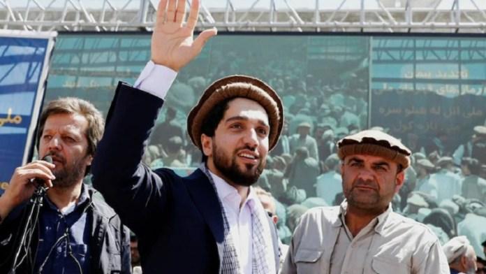 अहमद मसूद अफगानिस्तान तालिबान
