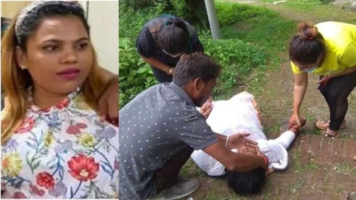 साथ घूमने गए इमरान ने की दीक्षा की हत्या