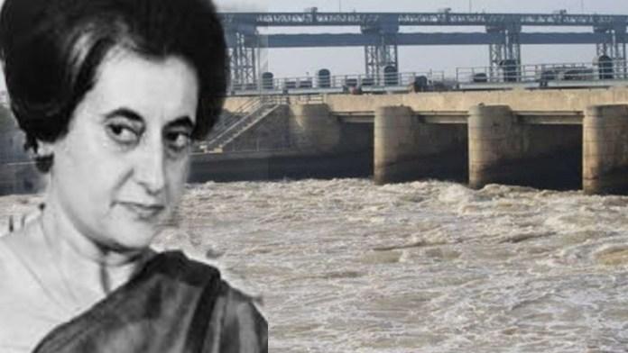 इंदिरा गाँधी नहर