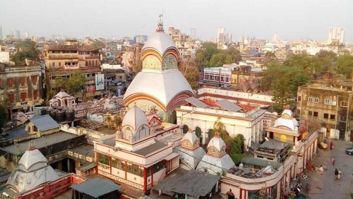 कोलकाता का कालीघाट मंदिर