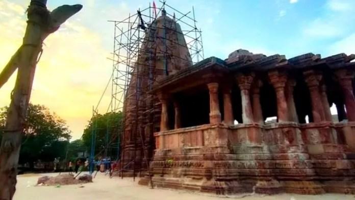 गुजरात के गलतेश्वर महादेव मंदिर का जीर्णोद्धार किया गया