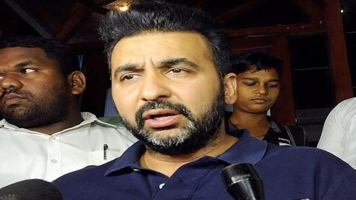 राज कुंद्रा, मुंबई पुलिस