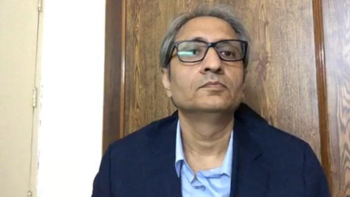 रवीश कुमार, तालिबान, टीकाकरण