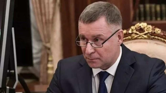 रूस मंत्री जिनिचेव मौत