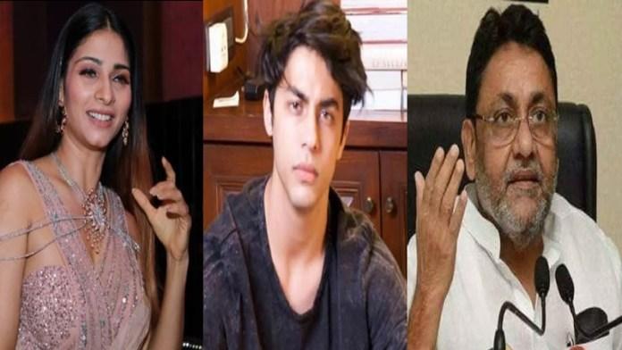 आर्यन खान के समर्थन में उतरी तनीषा मुखर्जी