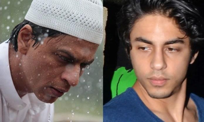 मुसलमान शाहरुख आर्यन ड्रग्स