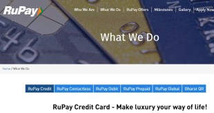 bank,rupay card, online paymemt