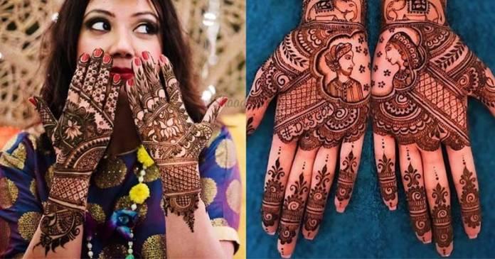 Karwa Chauth Mehndi Design | Indian Festivals | Special Mehndi Design