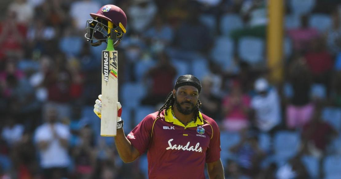 Gayle to Retire After India Series