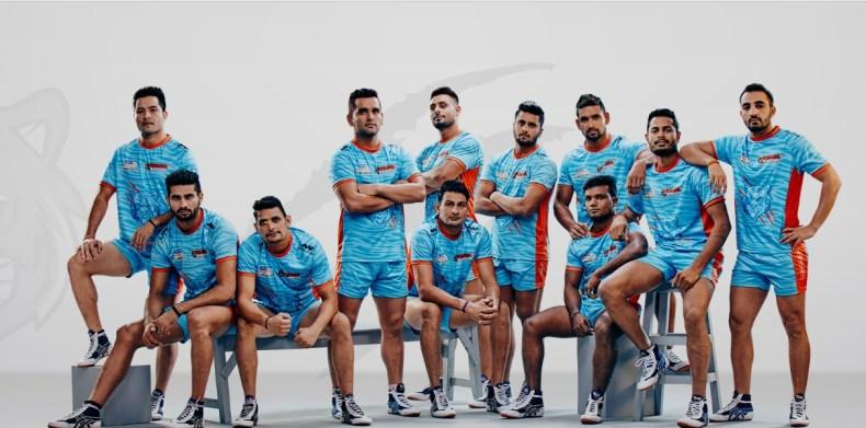 Bengal Warriors Team Season 7