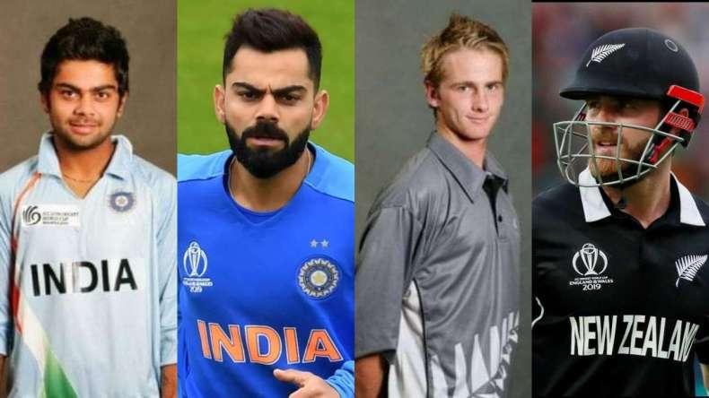 Kohli and Williamson World Cup Similarities