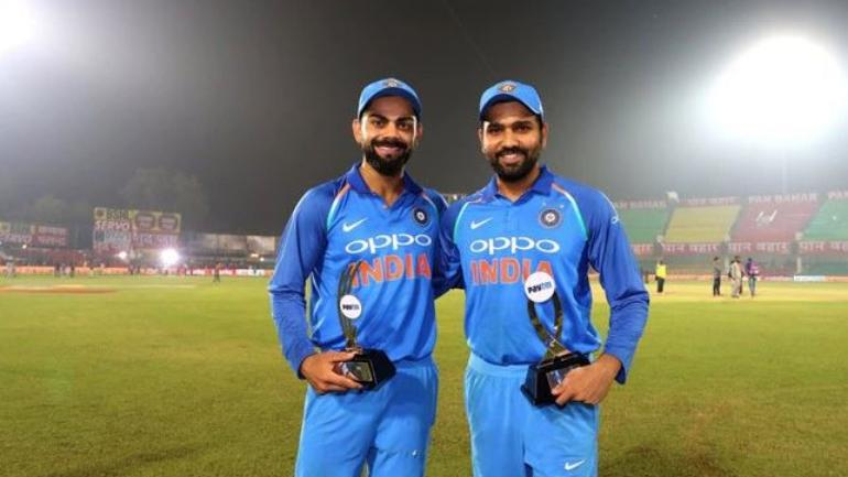 3 Indian Batsmen With The Most ODI Runs In Year 2019