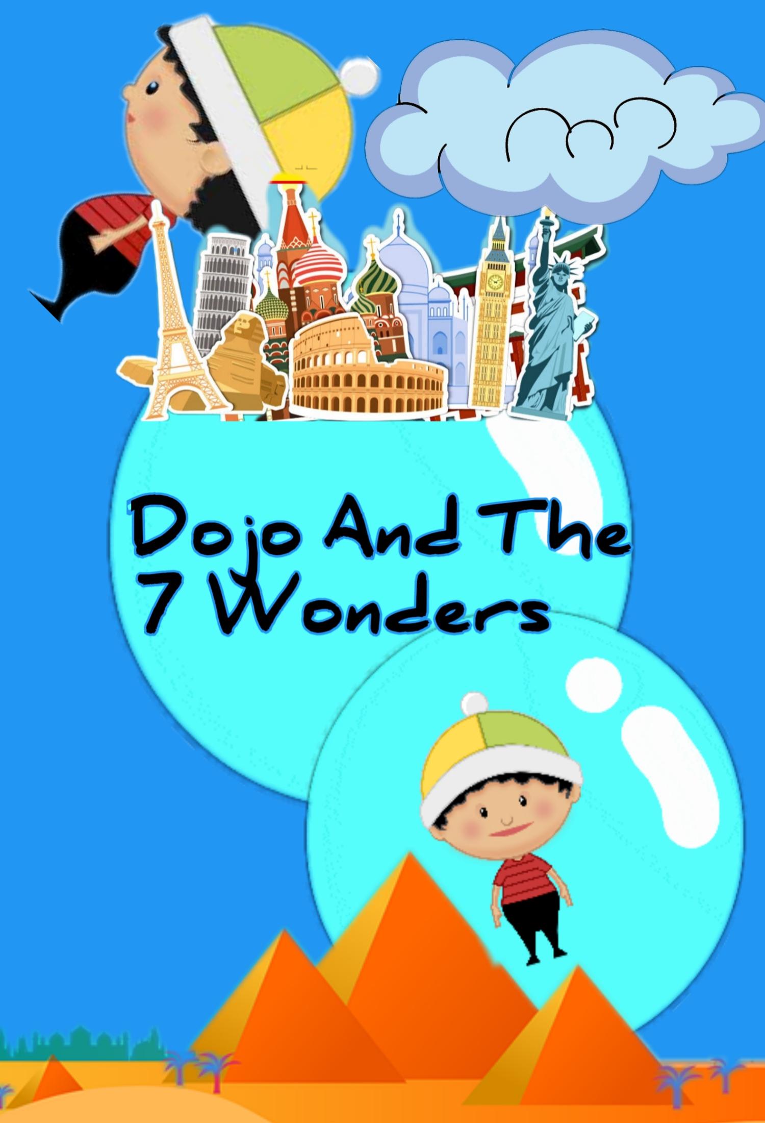 ड़ोजो और 7 अजुबें - Story For Kids in Hindi