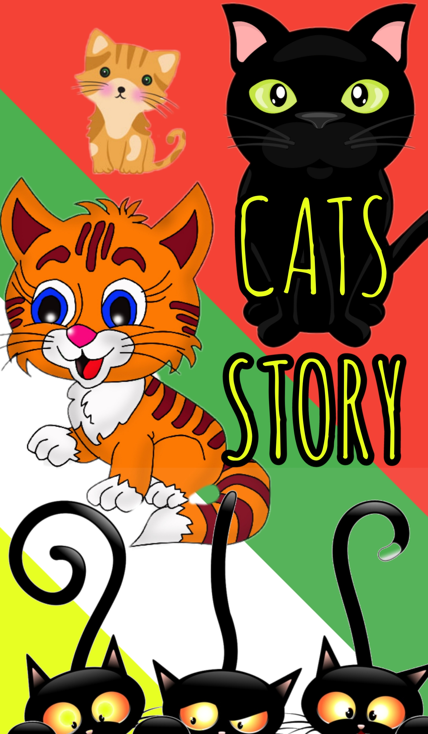 Cat Stories For Kids in Hindi
