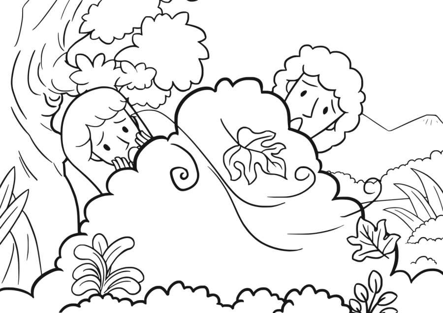 ऐडम और ईव Adam and Eve Story For Kids In Hindi
