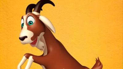 Brave Goat Story in Hindi