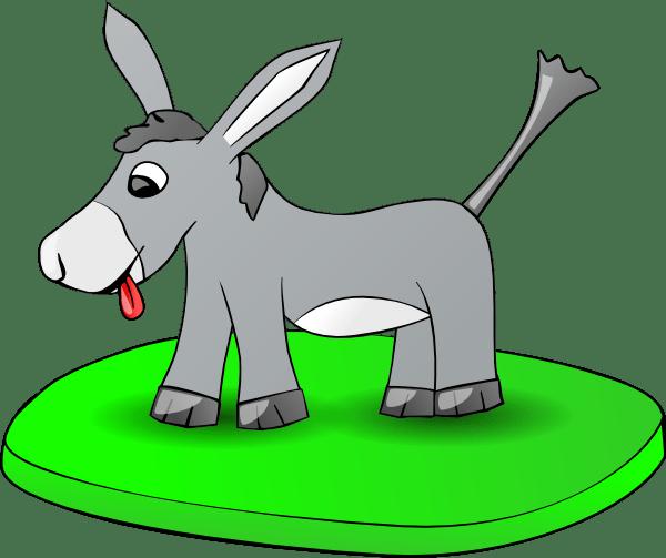 संगीतमय गधा The Musical Donkey In Hindi