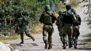 Security forces in J&K