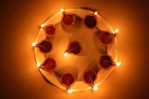 diwali-lamps