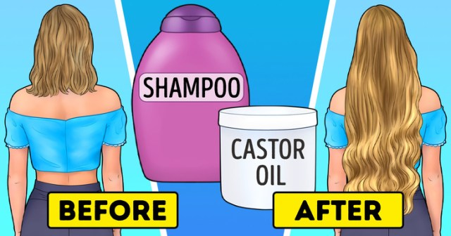 10 Beauty Problems That Castor Oil Can Help You Solve