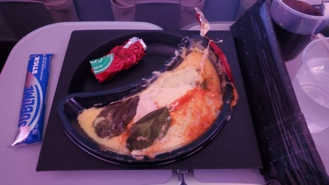 What Airplane Food Looks Like on 22 Different Airlines Around the World