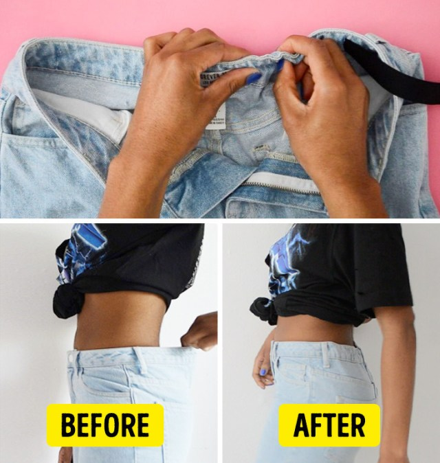 10 Clothing Tricks Every Woman Needs to Try