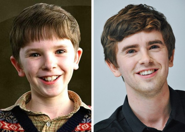 15 Children From Famous Movies Who've Grown Up in a Flash