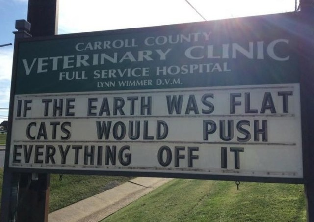 25 Public Signs That Rocked the World With Their Jokes