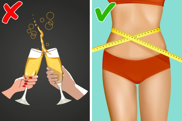 Little Things That Prevent UsFrom Losing Weight