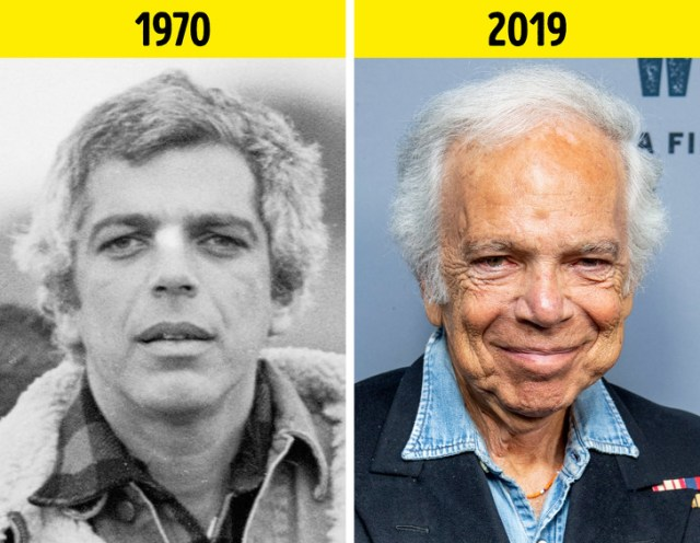 What 18 Famous Billionaires Looked Like Before They Were Rich